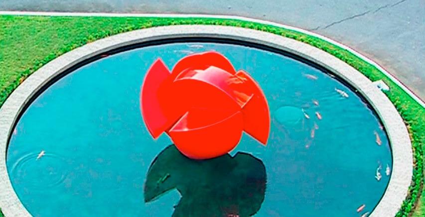 Garden Sculpture | Escultura para Jardim | Chico Niedzielski