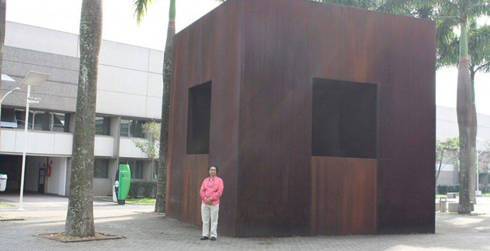 Monumental Sculpture   Escultura Monumental   Chico Niedzielski