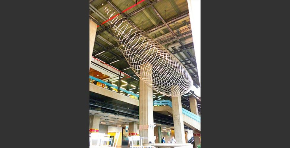 Hanging Sculpture | Escultura Suspensa | Chico Niedzielski