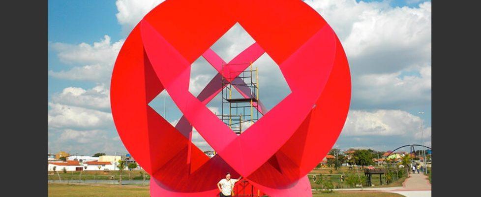 Monumental Sculpture | Escultura Monumental | Chico Niedzielski