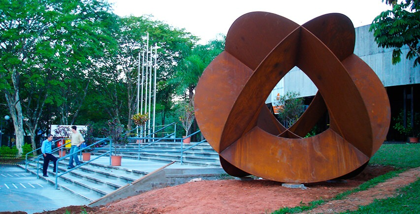 Mobile Sculpture | Swinging Vesica
