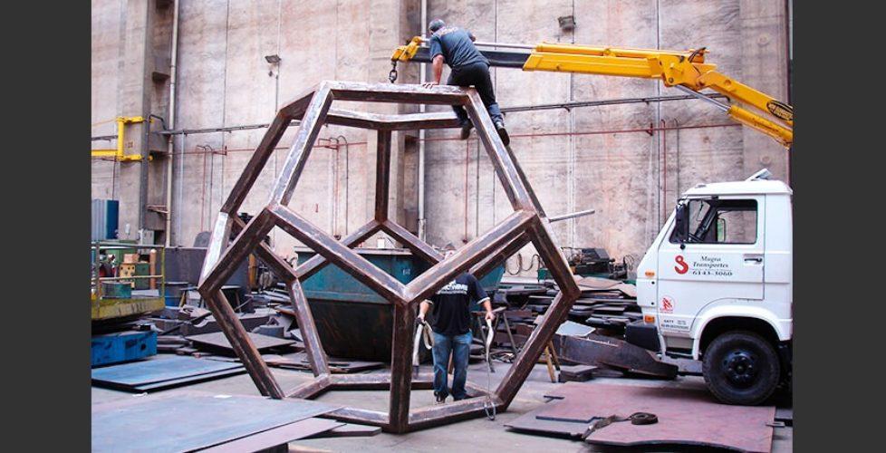 Mobile Sculpture | Escultura Mobile | Chico Niedzielski