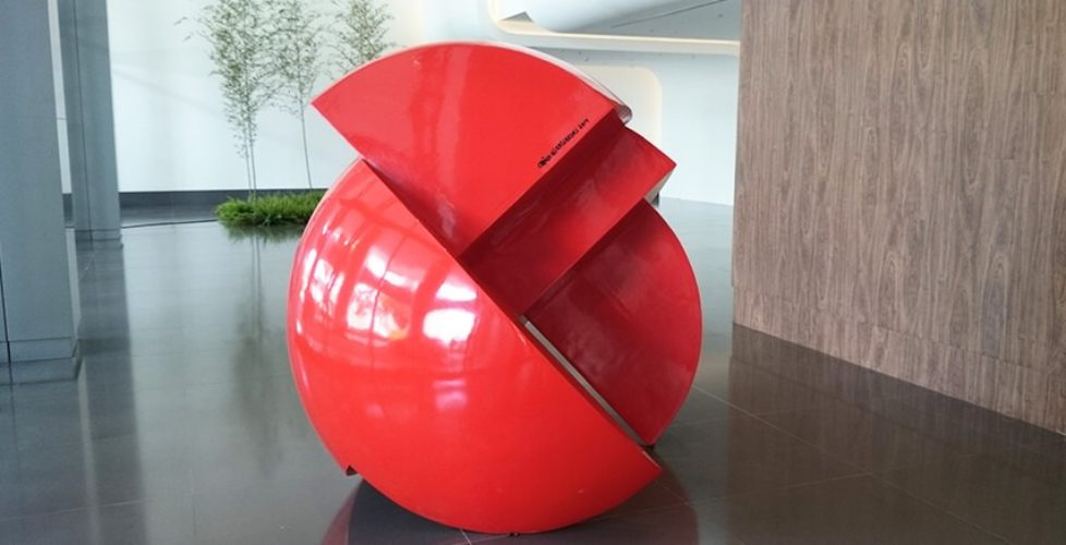 Indoors Sculpture | Escultura para Interiores | Chico Niedzielski