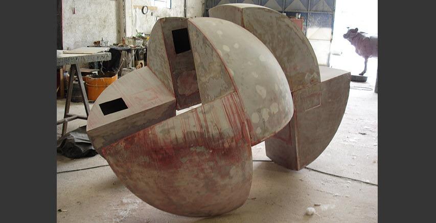 Gargen Sculpture | Escultura para Jardim | Chico Niedzielski